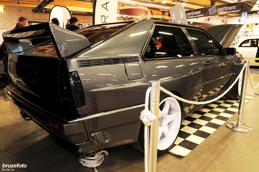 Audi Ur Quattro S1 Audi Ur Quattro S1 2012 7 9