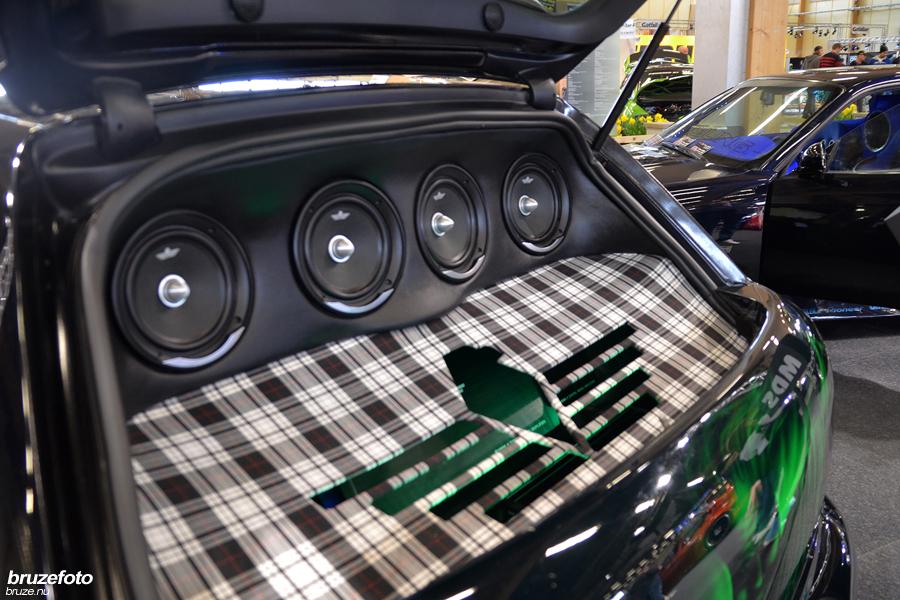 Bilsport performance custom motor show